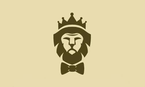 lion bowtie logo