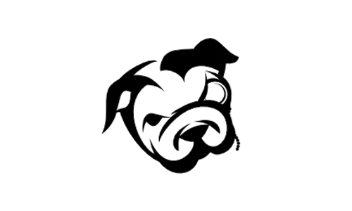 puppy bulldog logo