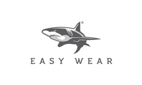 great white shark logo