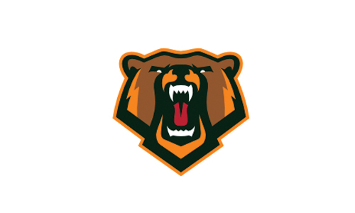 grizzly bear logo 2