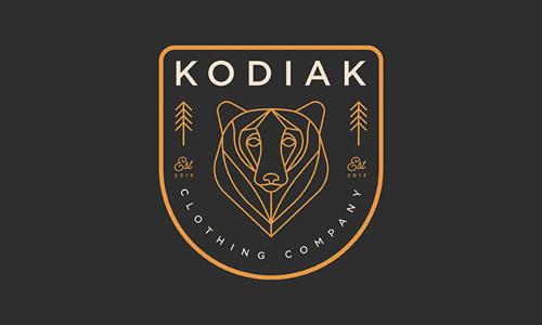 kodiak bear logo